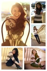 Girl Senior Photography Poses