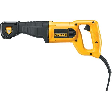 depot sawzall dewalt 10 reciprocating saw dw304pk the home depot Home