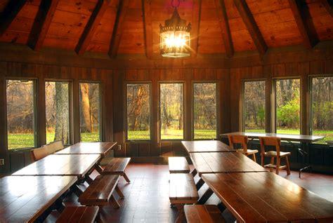 state parks offer lodges   radio iowa