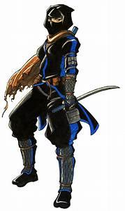 Ellensama Ninja Uniform by ellensama on DeviantArt