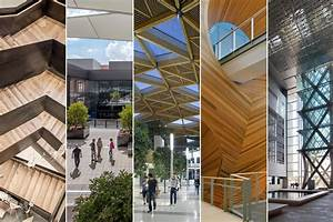 First class university building and campus design ...