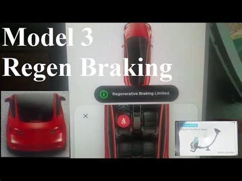 Download What Is Tesla 3 Regenerative Braking Background