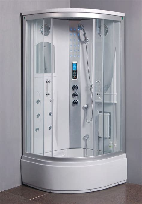 princeton quadrant mm steam shower cabin unit enclosure
