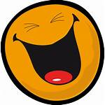 Smiley Face Laugh Clipart Clip Laughter Emoticon