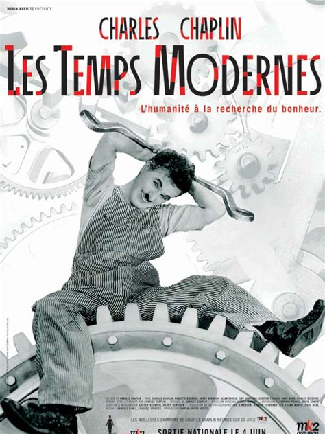 les temps modernes chaplin analyse les temps modernes 1936 allocin 233