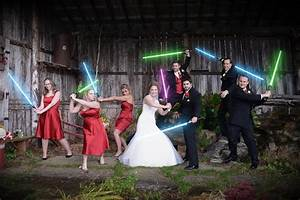Couple host Star Wars themed wedding Wedding Journal