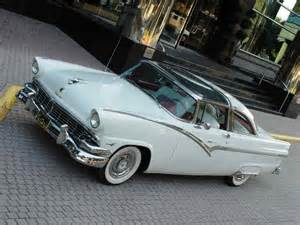 1956 Ford Crown Victoria Glass Top