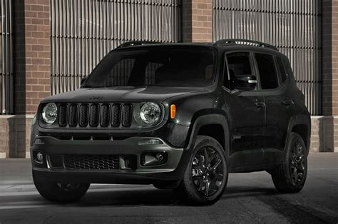 new jeep renegade black jeep renegade reviews research new used models motor