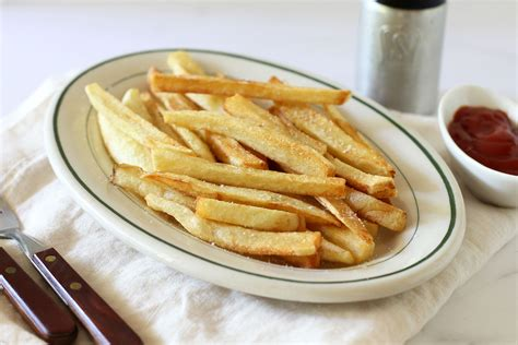 Home Made Fries by Fries Recipe