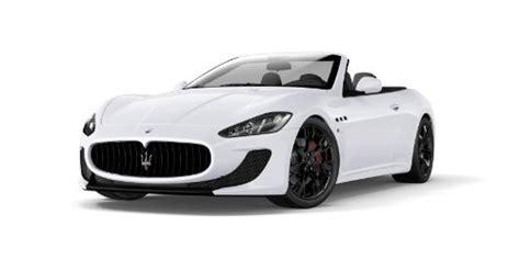 Maserati Grancabrio Modification by Maserati All Models And Modifications For All Production