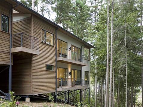 Steep Hillside House Plans Built Into Hillside House Plans