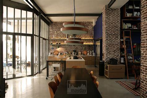 escalier entre cuisine et salon impressionnant escalier entre cuisine et salon 7
