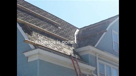 milwaukee roofing contractor asbestos roofing removal