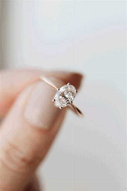 Ring Oval Diamond Engagement Rings Melaniecasey Promise