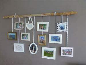Deko Ideen Kinderzimmer : durch verschiedene bilderrahmen entsteht ein ganz ~ Michelbontemps.com Haus und Dekorationen
