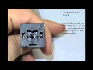 Solenoid Wiring Instructions