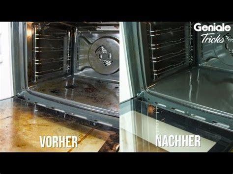 Ofen Reinigen Hausmittel by K 252 Che Backofen Putzen Backofen Reinigen Und