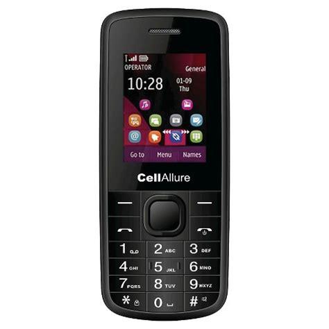 target cell phones cellallure unlocked cell phone black spot target