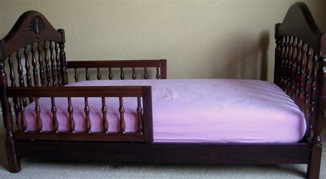 crib to bed 20 best ways to repurpose cribs