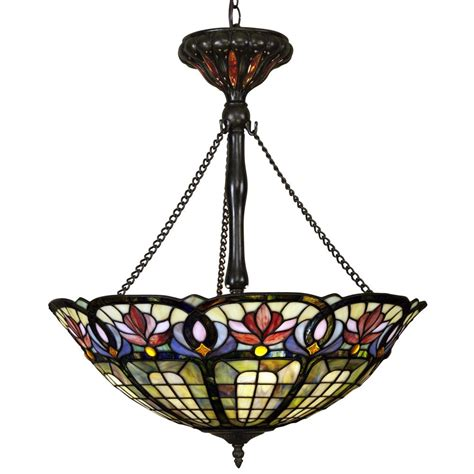 tiffany style ceiling fans with lights reving your home using tiffany style ceiling lights