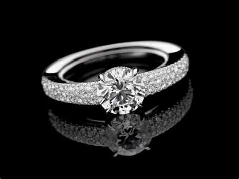 diamond ring designs for engagement ideas youtube