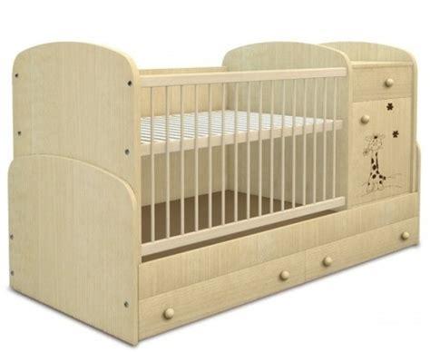Kinderbett Wickelkommode Set