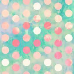 Curtains Polka Dot by Pink And Turquoise Wallpaper Wallpapersafari