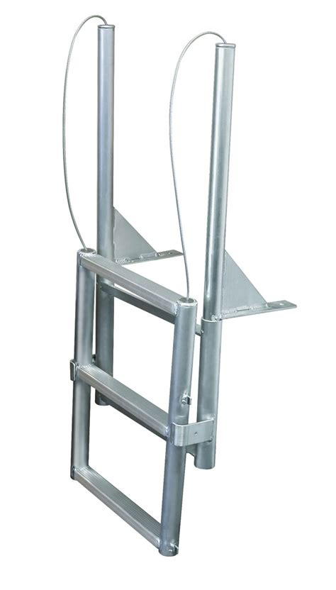 Boat Dock Ladder Parts by Marine Dock Lift Ladder J Handle Dock And