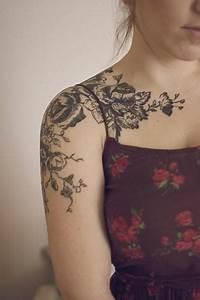 Tatouage Chouette Signification : tatouage femme paule 68 mod les de tattoos pour les ~ Melissatoandfro.com Idées de Décoration