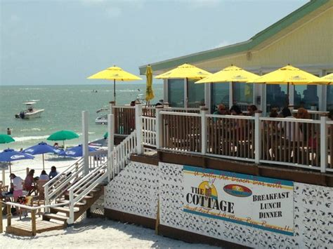 the cottage grill outside the restaurant picture of the cottage bar and