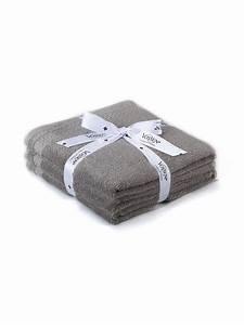 Vossen Handtücher Set : vossen handtuch set missouri 3 tlg 50x100cm ~ Lateststills.com Haus und Dekorationen