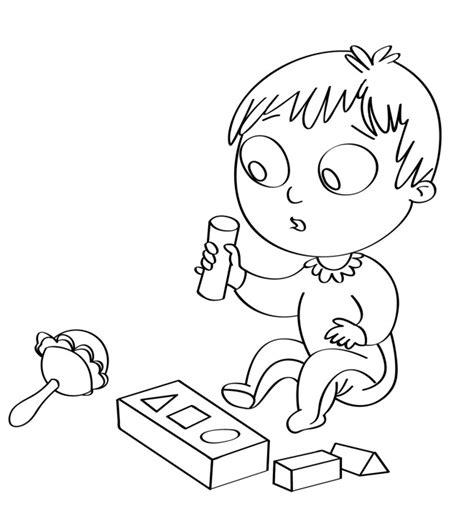 giochi da colorare per bambini gratis disegno per bambini da colorare gratis neonato giochi