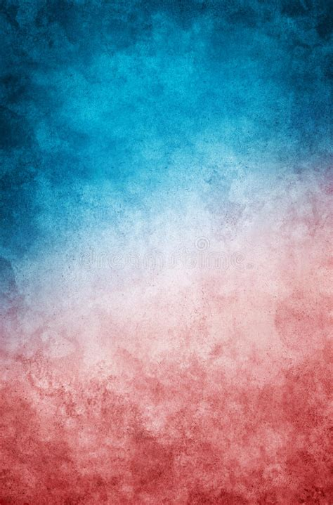 blue red grunge stock image image  stains cracked