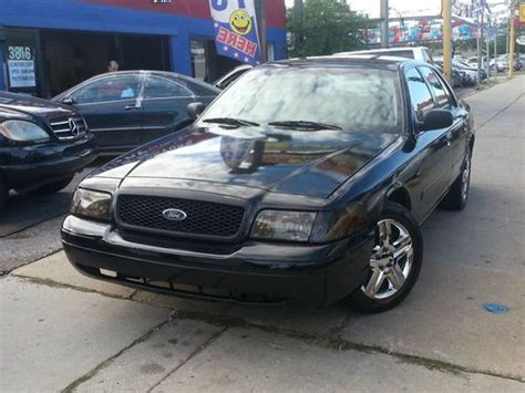 buy   ford crown victoria police interceptor
