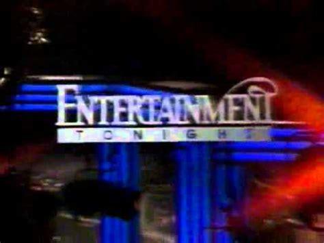 Entertainment Tonight Open 1985 - YouTube