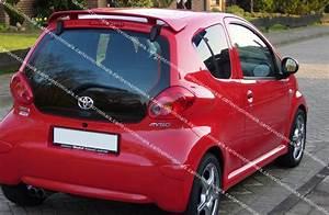 Toyota Aygo Prix Neuf : toyota aygo aileron becquet ebay ~ Gottalentnigeria.com Avis de Voitures