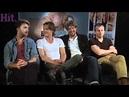 A Few Best Men Cast Interview - YouTube
