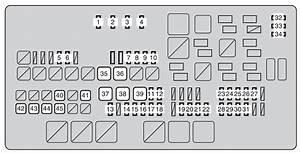 Toyota Tundra  2009  - Fuse Box Diagram