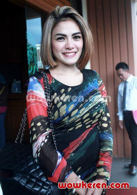 Foto Nikita Mirzani Pengadilan Agama Jakarta Selatan
