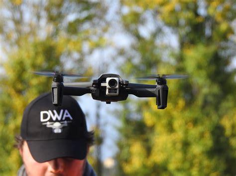 test complet de lanifi thermal de chez parrot dwa formation drone