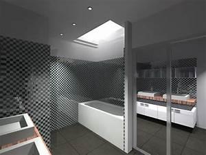 deco d39interieur salle de bain With decoration interieur salle de bain