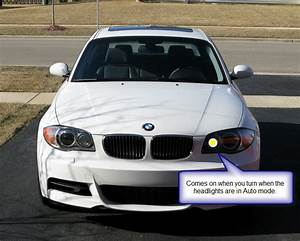 135i Has Cornering Lights And I Missed It