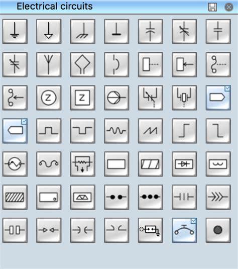 Electrical Symbols Schematic