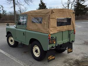 1961 Land Rover Series Ii Stock   3697
