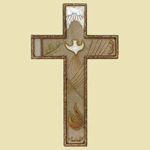 Confirmation Wall Cross - Christian Personalized Gifts