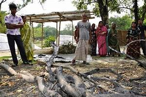 Alleged land grab in Bangladesh: House of Hindu family ...