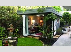 How to create the ultimate 'she shed'