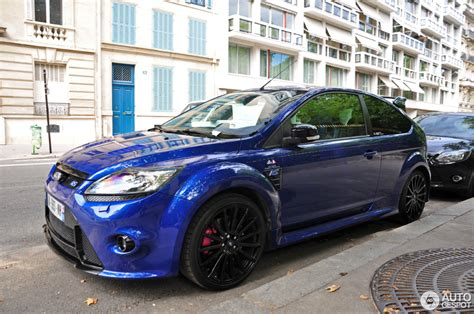 ford focus rs 2009 12 ao 251 t 2013 autogespot