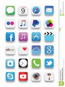 Iphone Apps Aufräumen : nieuwe iphone apps redactionele afbeelding afbeelding ~ Lizthompson.info Haus und Dekorationen