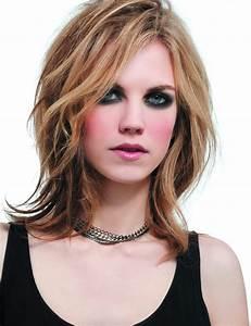 Coupe Cheveux Carré Mi Long : coupe cheveux mi long quelle coupe choisir pour tre au top cet ann e ~ Melissatoandfro.com Idées de Décoration